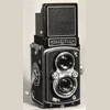 Leather Skin for RolleiFlex RF111A Automat
